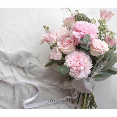 Peonies Garden Bouquet